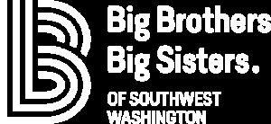 Big Brothers Big Sisters SW WA logo
